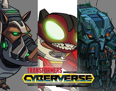 Transformers Cyberverse : season 3 pack