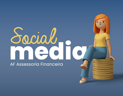 Social Media   AF Assessoria Financeira