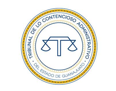 Tribunal de lo Contencioso Administrativo: Branding