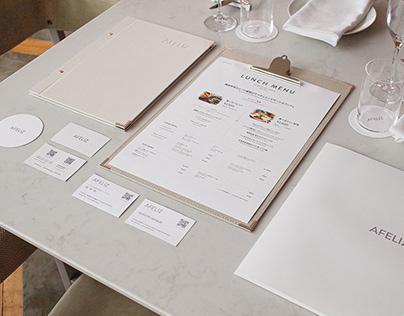 AFELIZ | Spanish restaurant in Tokyo