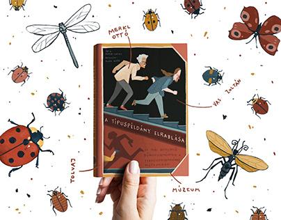 A TÍPUSPÉLDÁNY ELRABLÁSA, Children book illustrations