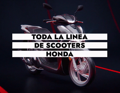 Video promo - Renting scooter spain