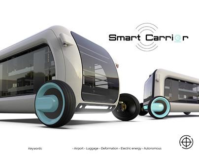 Smart Carrier / autonomous vehicle