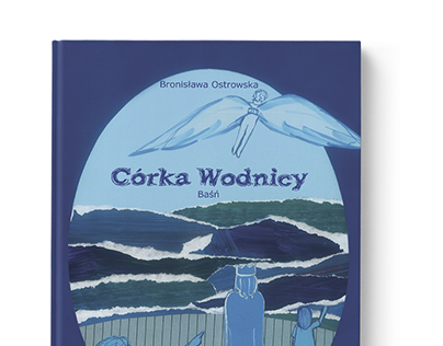 Illustrations for tale 'Córka Wodnicy'