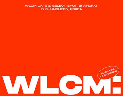 WLCM: cafe&select shop