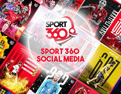 SPORT 360 | Social Media