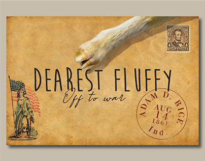 Dearest Fluffy Book Cover