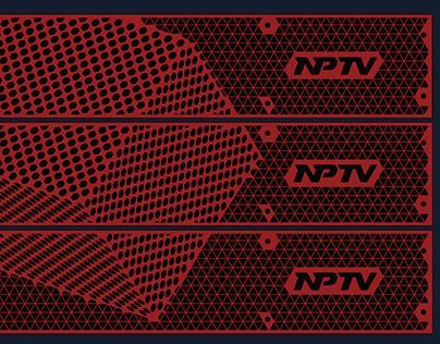 Blanking panels for server racks. Patterns.