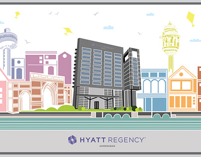 Collaboration with Hyatt Regency on 4th Anniversary