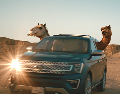 Ford TV Ad