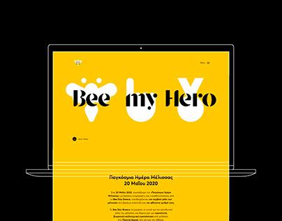 BeedayGreece - BeeMyHero