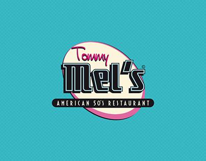 Diseño y Maquetación Web Delivery Tommy Mel's