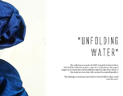 Unfolding Water