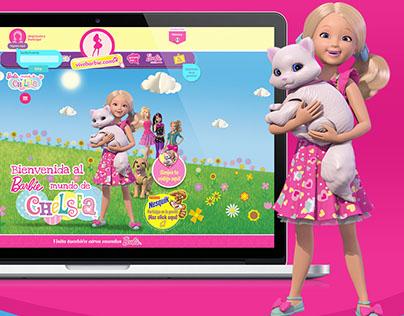 Barbie: Mundo de Chelsea