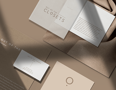 Out of the closets × Branding