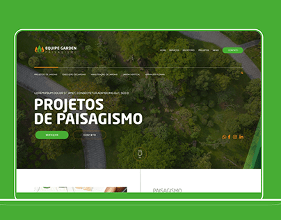 Projeto Equipe Garden