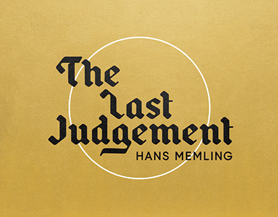 The Last Judgement / branding