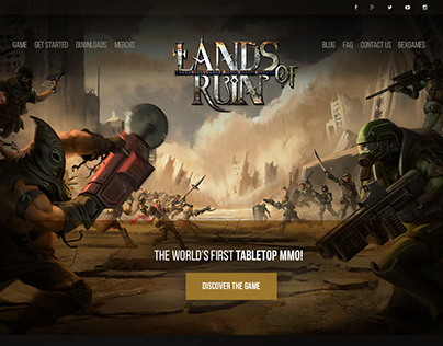 Lands of Ruin Game