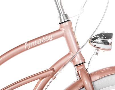 Embassy bikes graphic