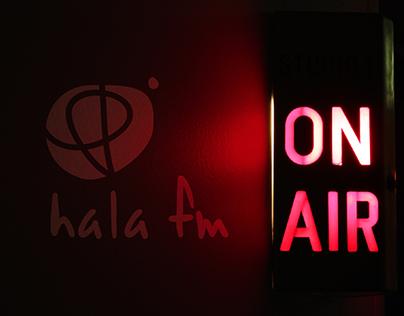 Hala Radio - Oman Rebranding