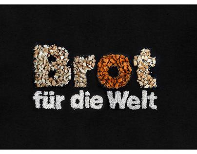 Brot für die Welt - Collage