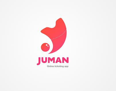 Juman Logo / Brand Identity