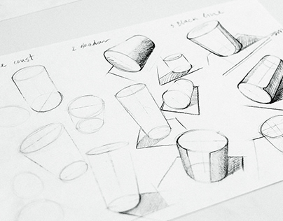 Sketchbook · 2018