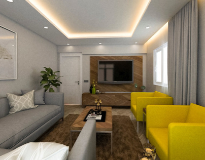 Aydın Kaya Living Room