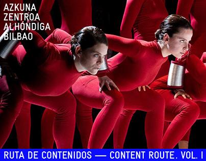 Azkuna Zentroa. Culture Programme