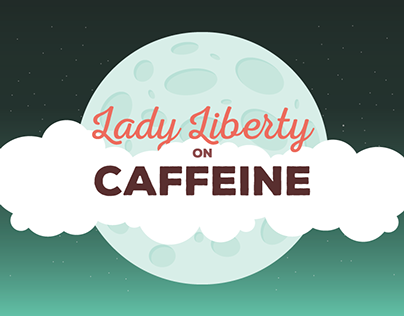 Lady Liberty of Caffeine