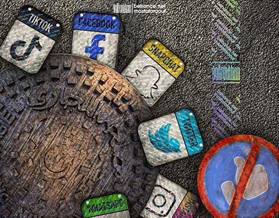 SOCIAL MEDIA ON ROADS