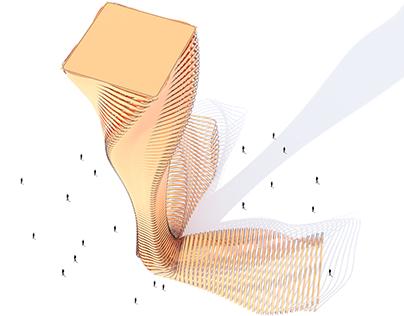 Parametric tower 02 Grasshopper Tutorial