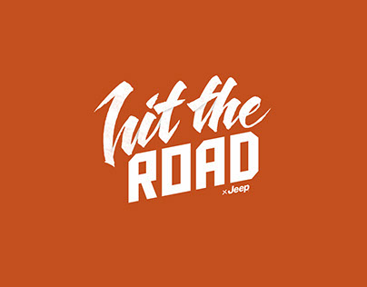 HIT THE ROAD - Jeep