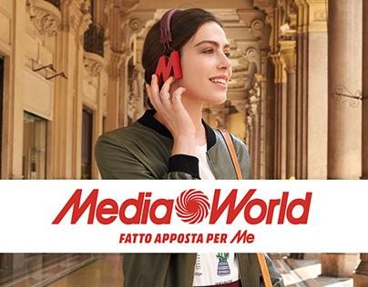 MediaWorld - Fatto apposta per Me