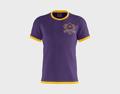 T-Shirt Mockup , Mascot Logo Design