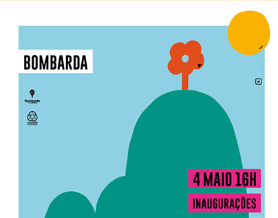 Poster: Miguel Bombarda simultaneous openings