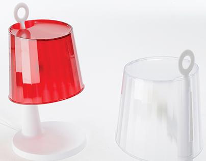 LA LAMPE - bedside lamp