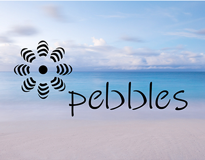 Pebbles - Logo and Brand Aesthetic