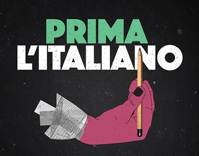 #PRIMALITALIANO