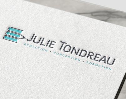 Julie Tondreau - Logo