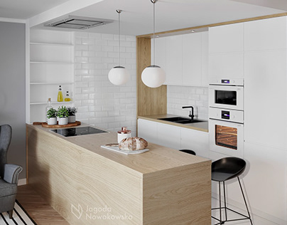 Project for client of interior design in Torun