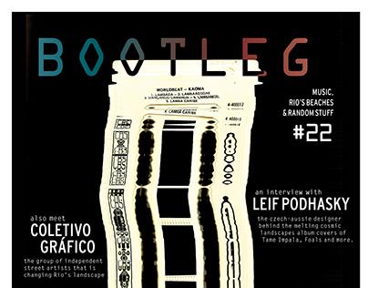 BOOTLEG Magazine