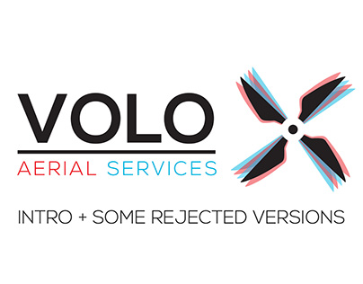 VOLO Intro + some rejected versions.