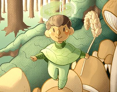 Little Fairy Prince