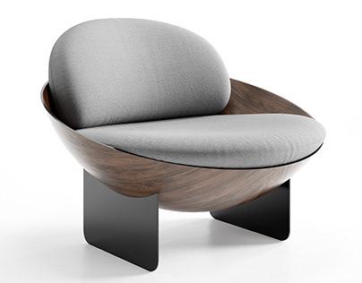 Poltrona OCO / OCO Armchair
