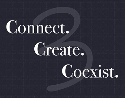 The three C's of our design philosophy . . . . .