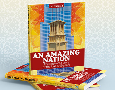 An Amazing Nation/ Infographics book project