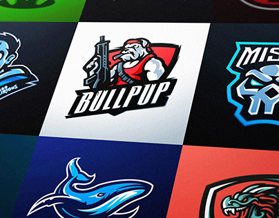 Logo Folio 2018 | eSports, Gaming & Sports