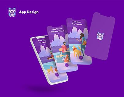 Road Dawg - Travel App