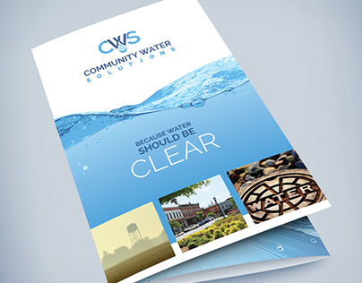 Community Water Solutions - Brand Creation